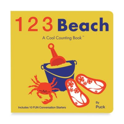 1 2 3 Beach - A Cool Counting Book™