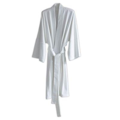 White Bath Robes