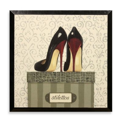 Très Chic Stilettos Wall Art