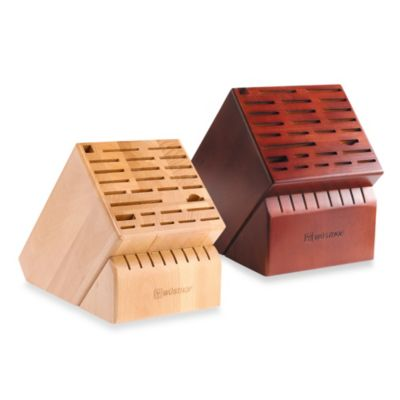 Wusthof® 35-Slot Grand Knife Block in Cherry