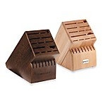 Wusthof® 22-Slot Wood Knife Block