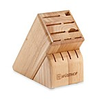 Wusthof® 13-Slot Wood Knife Block