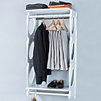 KiO 2-Foot Closet and Shelving Kit
