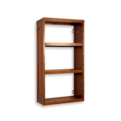 John Louis Home Woodcrest Accessory Tower Kit