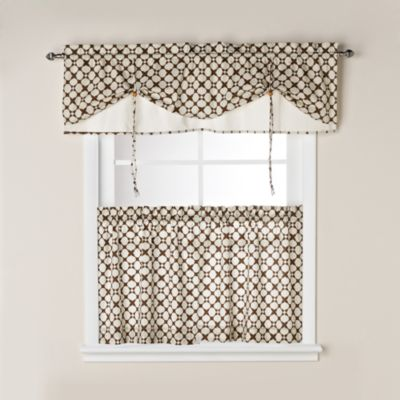 Green Kitchen Curtains Valances