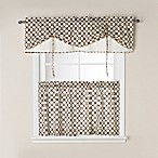 Santa Rosa Window Curtain Tier Pairs and Valance