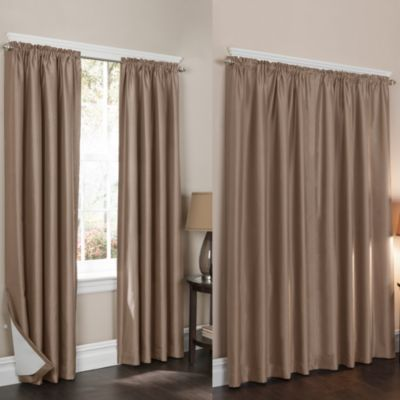 Buy Thermal Curtains From Bed Bath Amp Beyond