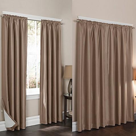 Buy Wraparound Sierra Room Darkening Noise Reducing 2 Pack Window Curtain Panels From Bed Bath