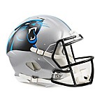 Riddell® Carolina Panthers Speed Authentic Full Size Helmet