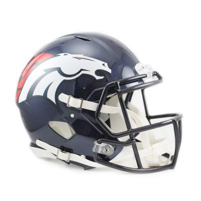 Riddell® Denver Broncos Speed Authentic Full Size Helmet
