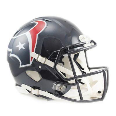 Riddell® Houston Texans Speed Authentic Full Size Helmet