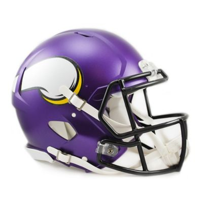 Riddell® New Minnesota Vikings Speed Authentic Full Size Helmet