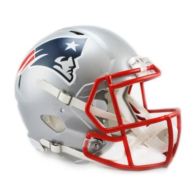 Riddell® New England Patriots Speed Authentic Full Size Helmet