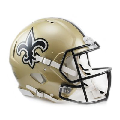 Riddell® New Orleans Saints Speed Authentic Full Size Helmet
