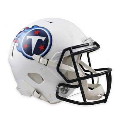 Riddell® Tennessee Titans Speed Authentic Full Size Helmet