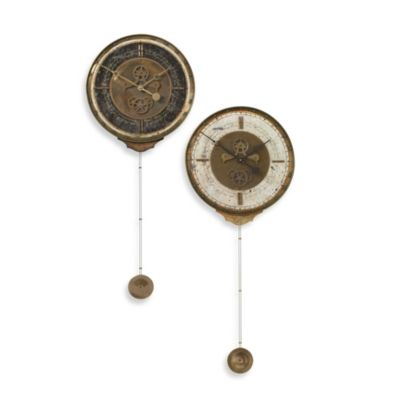 Uttermost Chronograph Wall Clock