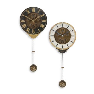 Uttermost Mini Leonardo Wall Clock
