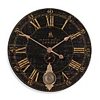 Uttermost Bond Street 30-Inch Wall Clock