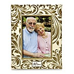 Fiftieth Anniversary 5-Inch x 7-Inch Photo Frame