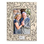 25 years of Marriage 5-Inch x 7-Inch Sentiment Frame