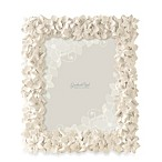 Orchid and Lily 8-Inch x 10-Inch Wedding Photo Frame