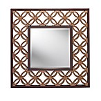 Feiss® Heritage Bronze/Parisienne Gold Mirror
