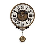 Uttermost Vincenzo Bartolini Wall Clock in Cream