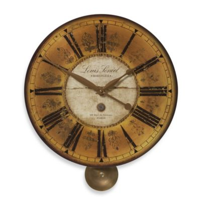 Uttermost Louis Leniel Wall Clock