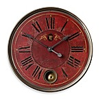 Uttermost Regency Villa Tesio Wall Clock
