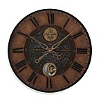Uttermost Simpson Starkey 23-Inch Wall Clock