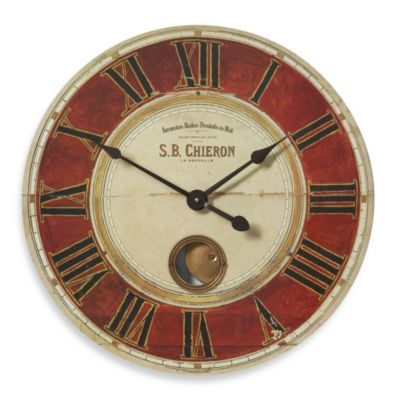 Uttermost S.B Chieron 23-Inch Wall Clock