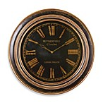 Uttermost Buckley 32-Inch Wall Clock
