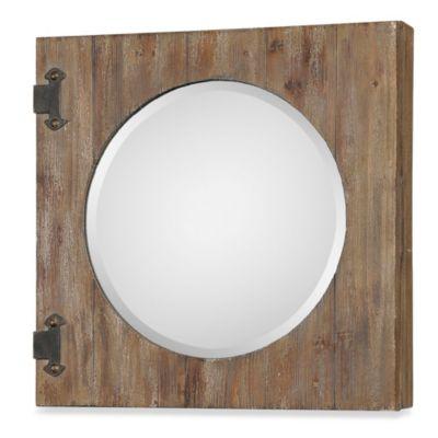 Uttermost Gualdo Mirror Cabinet