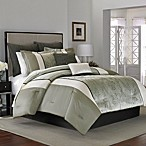 Manor Hill® Lark Complete 8- Piece Comforter Set in Sage