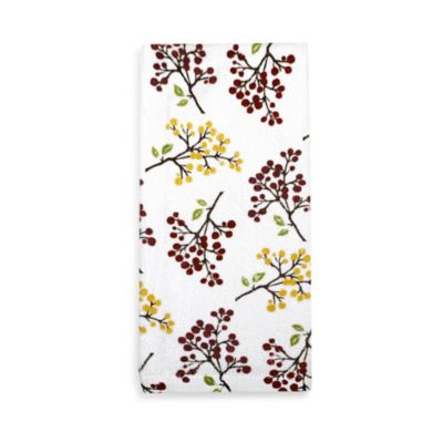 "Kitchensmart® 16"" x 26"" Print Kitchen Towel"