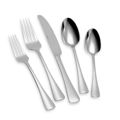 Oneida® Caswell 65-Piece Flatware Set