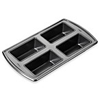 Wilton Advance® 4-Cavity Mini Loaf Pan