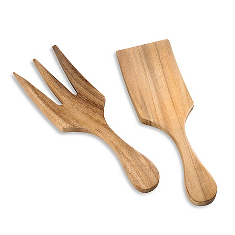 Ironwood Gourmet® Wood Large Salad Utensil