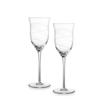 Nambe Motus Wine Glasses (Set of 2)