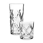 Godinger DublinTop Shelf Bevel Hand Cut Crystal