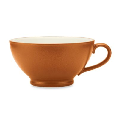 Noritake® Colorwave 18-Ounce Handled Bowl in Terracotta