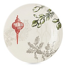 Lenox® Vintage Jubilee 8.5-Inch Red Ornament Accent Plate
