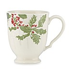 Lenox® Vintage Jubilee 13-Ounce Red Ornament Mug