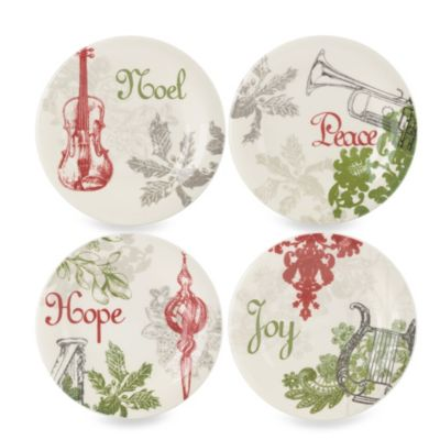 buy holiday dinnerware sets from bed bath beyond