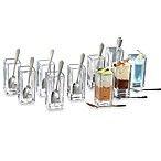 Fifth Avenue Crystal Lugano 21-Piece Taster Shot Glass Set