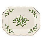 Lenox® Holiday™ 10-Inch Archive Scalloped Tray