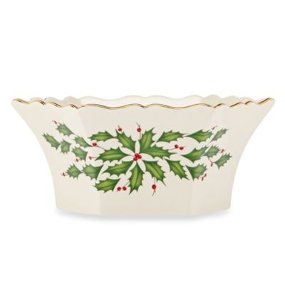 Lenox® Holiday™ 7-Inch Archive Bowl