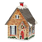 Lenox® Holiday Home for The Holidays House Cookie Jar