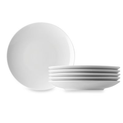 Rosenthal Thomas Loft Appetizer Plates in White (Set of 6)