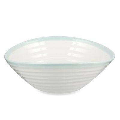 Sophie Conran for Portmeirion® Cereal Bowl with Celadon Band